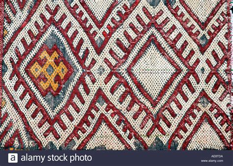 kilim pattern fabric woven fabric morocco berber detail of berber zemmour kilim