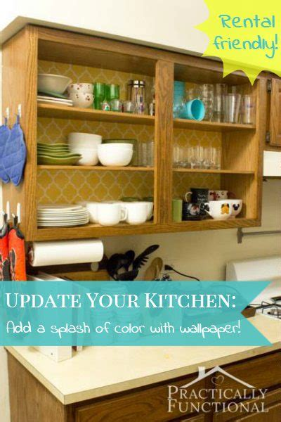 update your kitchen cabinets update your rental kitchen tips and tricks