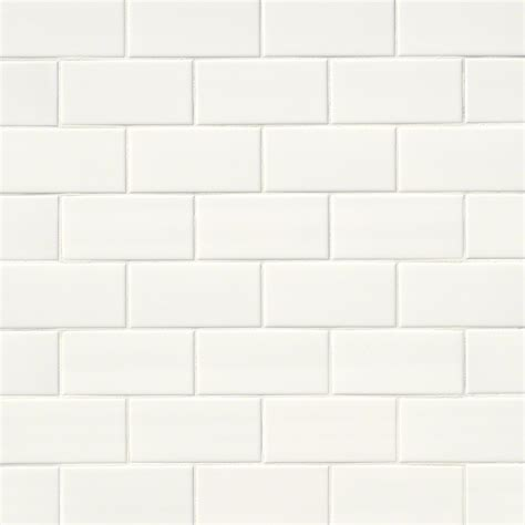 white subway tile 3x6 subway tile white tile collection