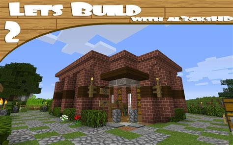 how to build a shop lets build minecraft spawn shop design idea youtube