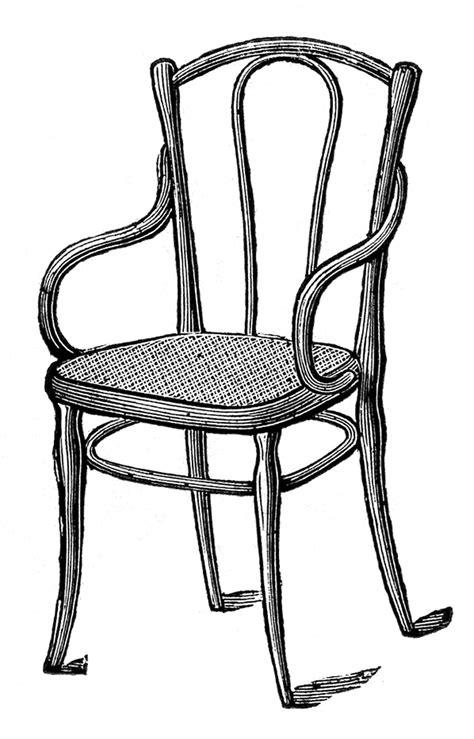 Antique Chair Clip