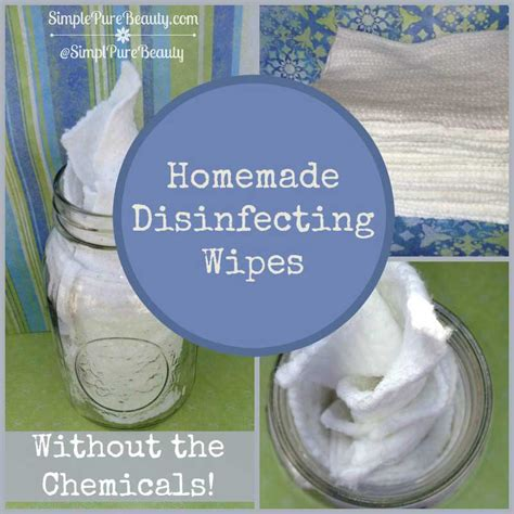 greener homemade disinfecting wipes   harmful chemicals delicious obsessions