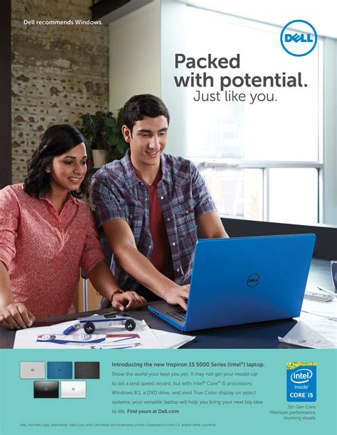 dell ad inspiron 5000 series laptop family caign jerryphilips
