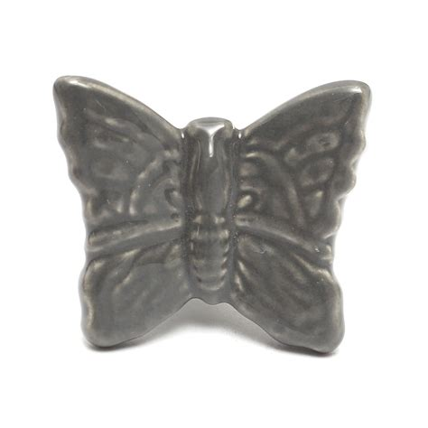 Butterfly Cabinet Knobs by Butterfly Ceramic Door Knob Cabinet Cupboard Room