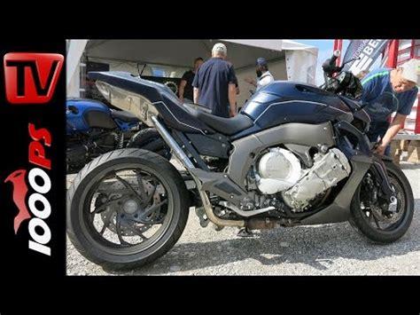 Bmw Motorrad 6 Zylinder Test by Video Horex Vr6 Fahrbericht Und Sound