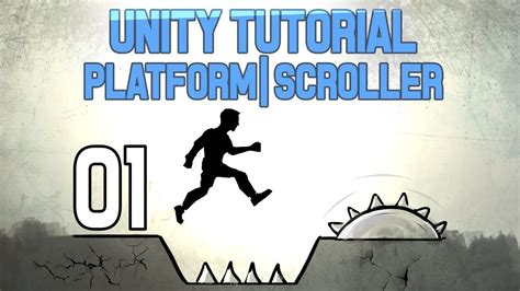 Unity Tutorial Platform Sidescroller 01 | unity tutorial platform sidescroller 01 youtube