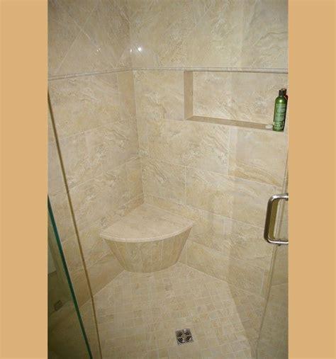 corner shower bench seat built in shower seats benches leg ledge for shaving