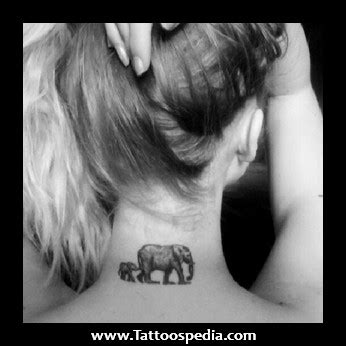 two weeks healed mother son elephant tattoo ink me up mother son elephant tattoos best elephant 2017
