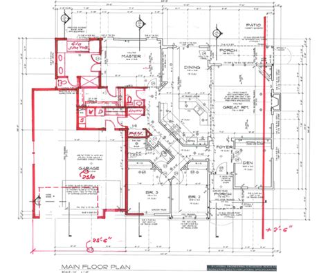 modifying house plans what are 5 items that affect your building budget