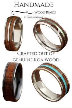 Wedding Rings Made Of Wood by 1000 Ideas About Wood Rings On Antler Ring