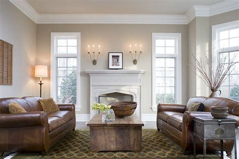Living Room Crown Molding by Traditional Living Room With Concrete Floors By Highgate