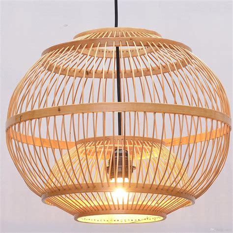 asian pendant lighting fixture south asian bamboo lantern