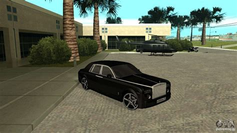 roll royce gta rolls royce phantom для gta san andreas