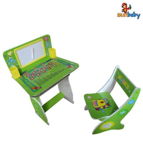 Green Student Desk by Sunbaby Multi Utility Green Student Desk Buy Sunbaby