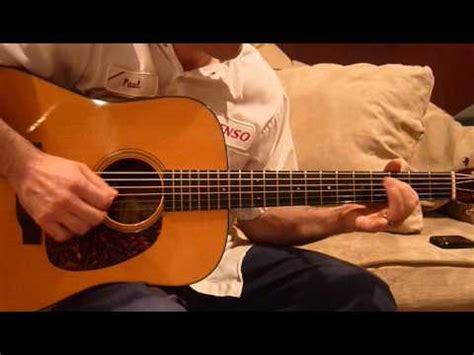 2004 martin d 18 golden era youtube