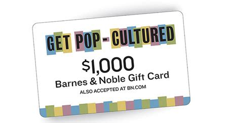 printable gift cards barnes and nobles win a 1 000 barnes noble gift card granny s giveaways