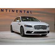 2017 Lincoln Continental  Picture 661829 Car Review Top Speed