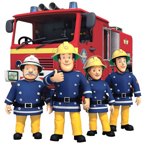 Window Wall Sticker fireman sam movable and reusable wall toy box stickers