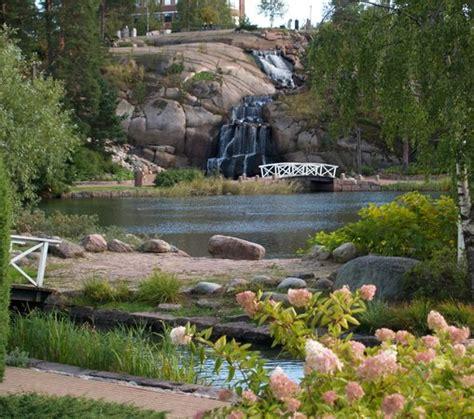 8 Water Gardens by Sapokka Water Garden Kotka Finland Top Tips Info To