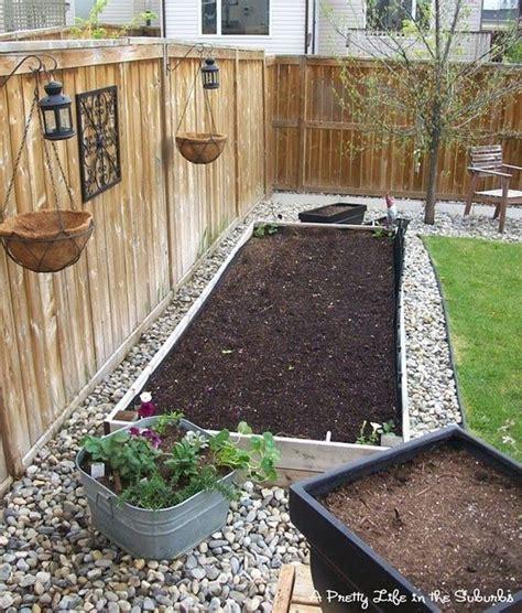 Gardening In A Mobile Home Back Yard Gardening Mobile Vegetable Garden