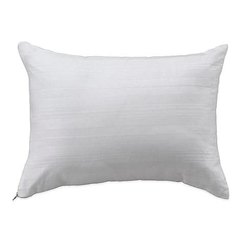 bed bath and beyond travel pillow bedding essentials cotton travel pillow protector bed