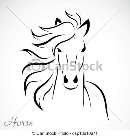 imagenes vectores caballos imagen vector caballo caballo vector imagen plano de