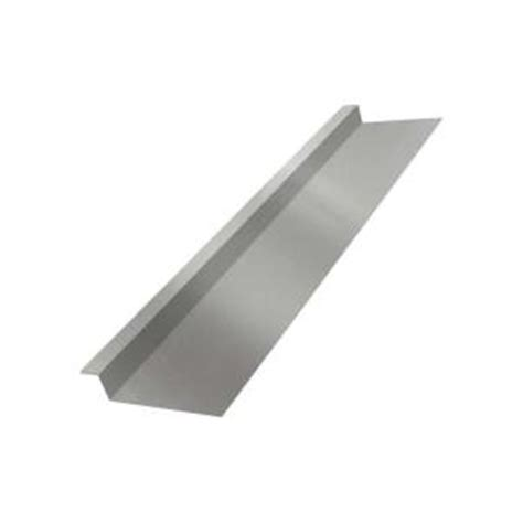 construction metals 1 2 in x 10 ft stainless steel z bar