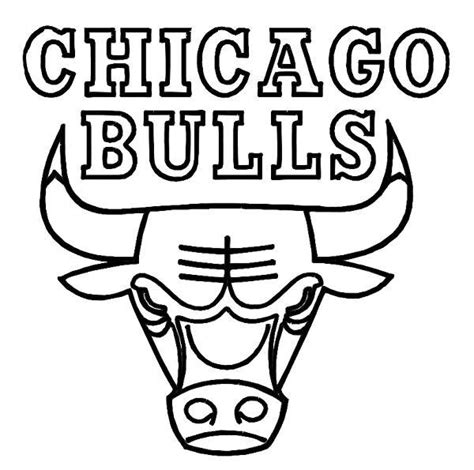 Nba Bulls Coloring Pages | chicago bulls basketball coloring pages coloring pages