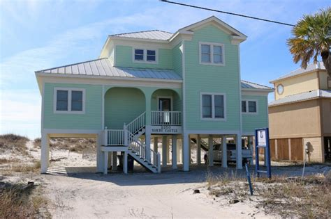 gulf shores beach house rentals gulf shores cottage rentals our gulf shores vacation home rentals on gulf shores