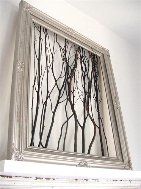 twig tree home decorating how to decorate with trees twigs logs and branches
