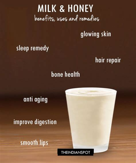 Milk For Health And by Five Amazing Health And Benefits Of Milk And Honey