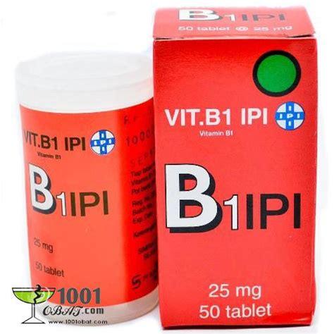 Vitamin B3 Ipi vitamin b1 thiamine daftar nama obat dan fungsinya