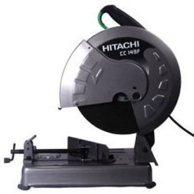 Cut Hitachi Cc14sf 14 0 hitachi cc14sf 14 quot cut chop saw