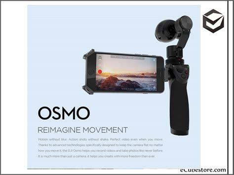 Dji Osmo Murah gimbal stabilizer smartphone murah harga price dji osmo 4k 12mp mobile gimbal 11street