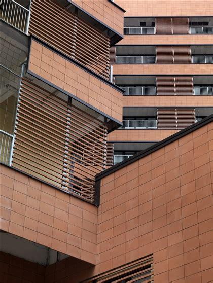 osm pavia ventilated terracotta cladding ospedale s matteo