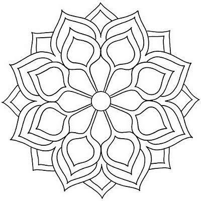 imagenes en blanco y negro whatsapp las mejores mandalas en blanco y negro para colorear