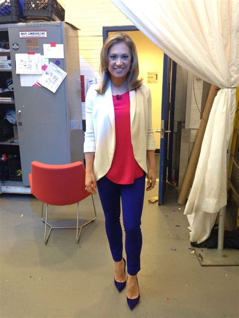 gma ginger zee clothes we re in love with the outfits that ginger zee wears on