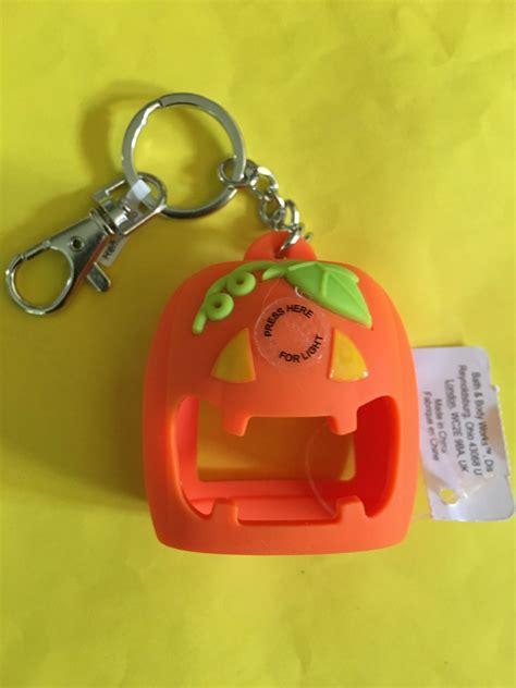 Pocketbac Pumpkin bath and works pumpkin light up pocketbac holder