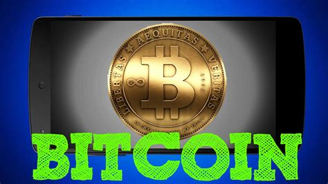 bitcoin android miner mine bitcoin on your android device youtube