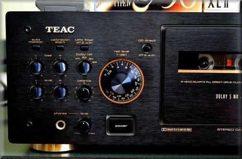teac cassette deck teac v 8030s cassette deck mint 9 10 dolby s hxpro