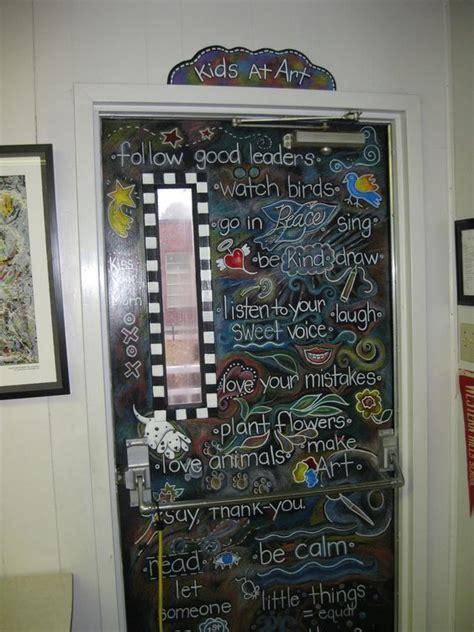 chalkboard paint ideas for classroom door decorations classroom decorating ideas