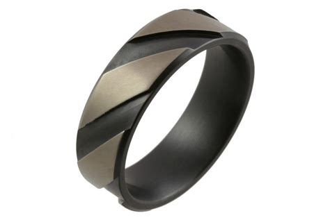 Titanium Wedding Bands by Mens Titanium Wedding Bands With Diamonds Wedding Ideas