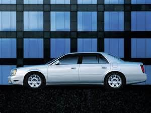 05 Cadillac Dts Cadillac Dts 2000 05