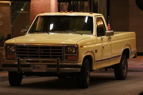 how make cars 1984 ford f150 interior lighting perry s 1984 f150 xlt rolling restoration solid truck