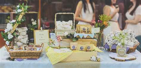 20 Unique Wedding Favours Singapore Wedding Guests Will Love