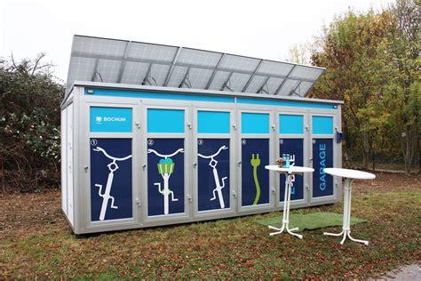 E Bike Garage by Die Neue E Bike Garage Im Technologiequartier Ruhrmobil