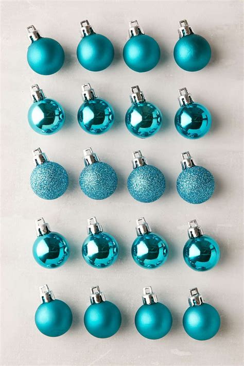 best color ornaments 138 best all things aqua images on blue green shades of blue and aqua blue