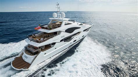 yacht zozo zozo the sunseeker 131 superyacht that cranks up the