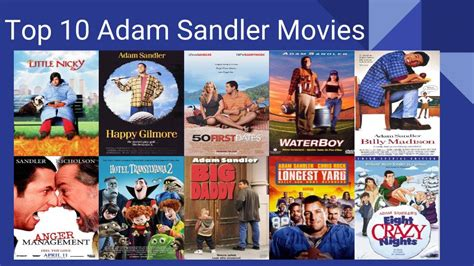 film lucu adam sandler top 10 adam sandler movies by thestott on deviantart