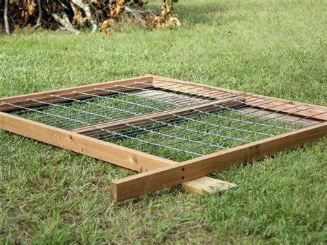types of raised garden beds how to build a raised bed and trellis hgtv